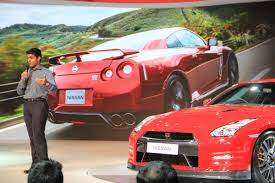nissan godzilla 2016 nissan gt r showcased at the 2016 auto expo will be launched in