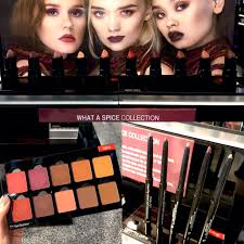 review swatches inglot what a spice collection simple and