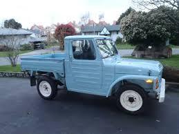 suzuki pickup truck never seen one 1981 suzuki lj81 jimny pick up bring a trailer
