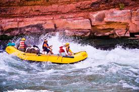 grand canyon rafting with o a r s lees ferry lake mead