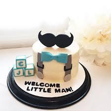 mustache baby shower mustache baby shower cake jcycakes