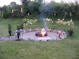 Firepit Ceramics Outdoor Pit Ideas Modern Wood Fence Designs