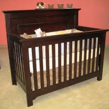 Baby Cache Lifetime Convertible Crib by Munire By Heritage Chesapeake Lifetime Crib