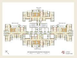 Podium Floor Plan by Property Pistol Indiabulls Park At Panvel