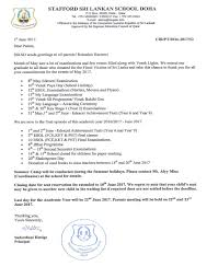 circular u2013 monthly parents letter u2013 june sslsd