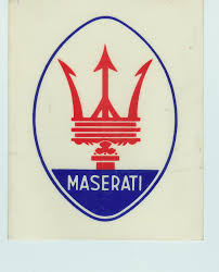 gold maserati logo old car logos oecc logo picture of assorted enamel car emblems