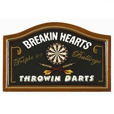i at darts but i love it take me to a pub and play darts