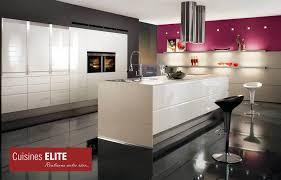 cuisine laqué blanc modele cuisine laque blanc idée de modèle de cuisine