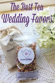 tea wedding favors custom tea the best tea wedding favors