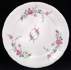 tea with grace china plates