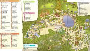 Adventure Map Theme Park Brochures Wild Adventures Theme Park Brochures