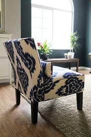 Ikat Armchair The Her Chair Chris Loves Julia