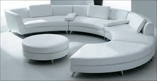 White Tufted Loveseat Furniture Awesome White Leather Contemporary Sectional Sofa