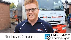 redhead couriers case study youtube