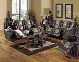 Power Reclining Sofa Set Jaguar Power Reclining Sofa In Valentino Two Tone Leather By