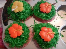 Tropical Themed Cake - gleeza tropical themed cupcakes for a tiki party
