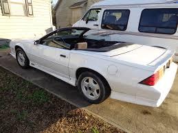 1992 chevy camaro for sale carolina 1992 chevrolet camaro rs convertible 25th