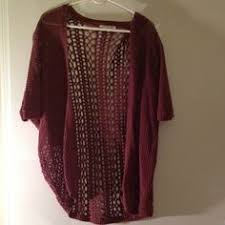 Cocoon Sweater Cardigan Pointelle Cocoon Sweater Wrap Sweaters Cardigans Clothes