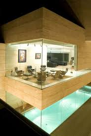 Glass Wall House by Special Glass Walls In Homes Gallery Design Ideas Modern And