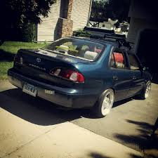 stanced toyota corolla 8th gen 98 02 showoff page 190 trd forums