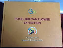 royal bhutan flower exhibition rbfe souvenir items for sale