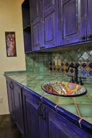 green tile kitchen backsplash décor trend 24 tile kitchen countertops digsdigs