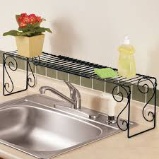 Antique Kitchen Over Sink Shelf Rack Buy Kitchen Sink Shelf - Kitchen sink shelves