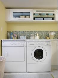 running into a glass door 10 clever storage ideas for your tiny laundry room hgtv u0027s