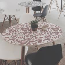 paisley allover stencil pattern furniture stencil paisley