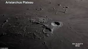 nasa provides 4k tour of the moon in stunning detail daily