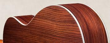 wood guitars