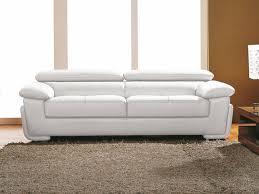 achat canapé 3 places en cuir