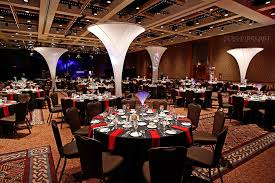 party decoration rentals christmas wedding decoration ideas the snowflakes hanging