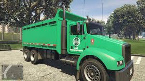 nyc parks department dump truck gta5 mods com