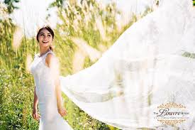 latest korean wedding dress trends