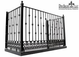 balconies u0026 railings charlotte nc deciron llc