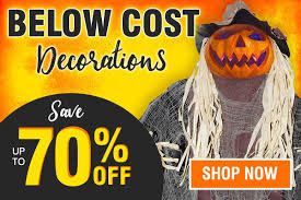 halloween decorations and props party goods and supplies