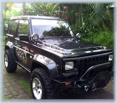 daihatsu feroza offroad type o fourtrack accesorries 4 4