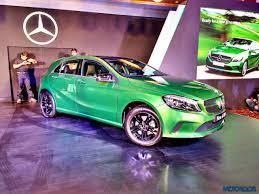 green mercedes a class mercedes benz a class motoroids