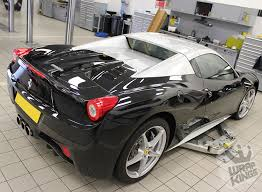 458 spider roof 458 italia spider roof sill wrap wrap