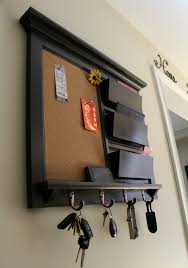 classic office room design with cork office wall organizer solid