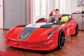 newjoy v8 vento race car bed childrens in bedroom furniture set