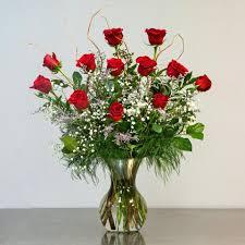 dozen roses stems high style dozen roses in st louis mo stems florist