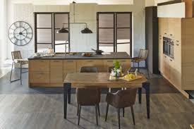 cuisine en u ouverte sur salon idees amenagement cuisine idées décoration intérieure farik us