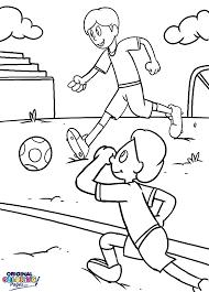soccer u2013 coloring pages u2013 original coloring pages