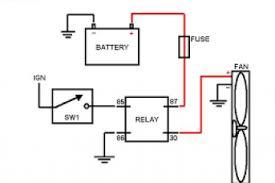 4 pin relay wiring diagram fan 4k wallpapers
