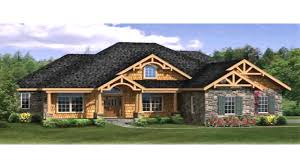 wrap around porches one story house plans with wrap around porch and basement youtube