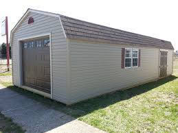 16 36 vinyl dutch barn 8454 1 4 u2013 storage sheds u2013 garages u2013 shed