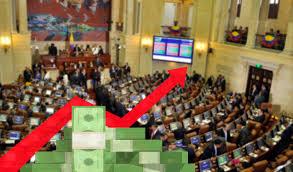 cual fue el aumento en colombia para los pensionados en el 2016 salario de congresistas y otros funcionarios publicos de colombi