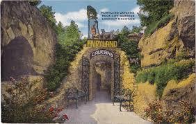Rock City Gardens Rock City Gardens Postcard Roundup